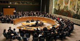 """مبادرة أوكرانية لحرمان روسيا من """"الفيتو"""" وموسكو تراها معارضة لميثاق الأمم المتحدة"""