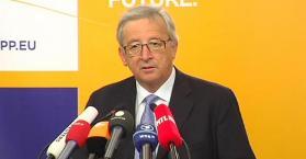 المرشح لرئاسة المفوضية الأوروبي جين كلود جانكر
