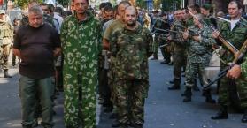 الجيش الأوكراني والانفصاليون يتبادلون إطلاق سراح دفعة جديدة من المعتقلين