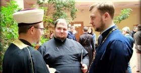 مسلمو أوكرانيا مع الحوار و التعايش السلمي في المجتمع الأوكراني