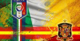رئيسا وزراء إيطاليا وأسبانيا سيحضران المباراة النهائية لبطولة اليورو 2012