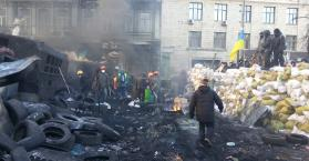 تنازلات يانوكوفيتش لم تخفف حالة التوتر والاحتقان في أوكرانيا