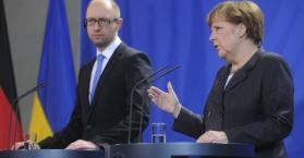 ميركل: الاتحاد الأوروبي يركز على أوكرانيا رغم أزمة المهاجرين