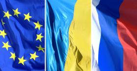 """أوكرانيا للمجلس الأوروبي: روسيا """"تحتل"""" إقليمي القرم والدونباس"""