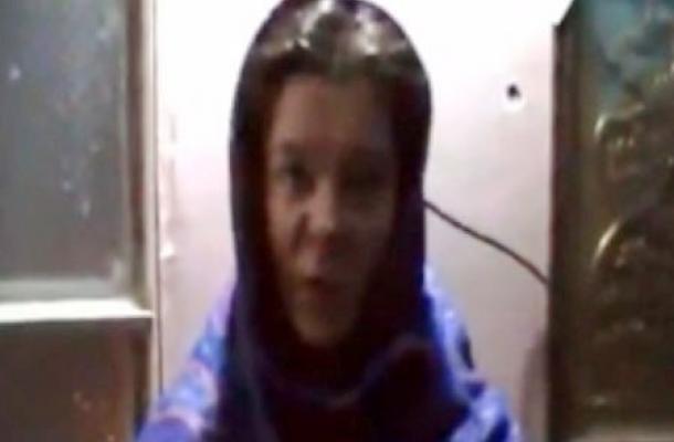 صحفية أوكرانية تناشد تنفيذ مطالب خاطفيها في سوريا