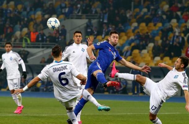دينامو كييف ينهزم أمام تشيلسي ويجمد رصيده في دوري أبطال أوروبا (فيديو)