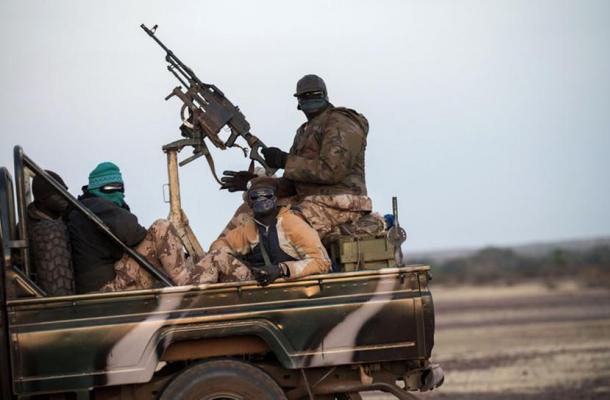 فرار أوكراني من قبضة مسلحين احتجزوه في وسط مالي