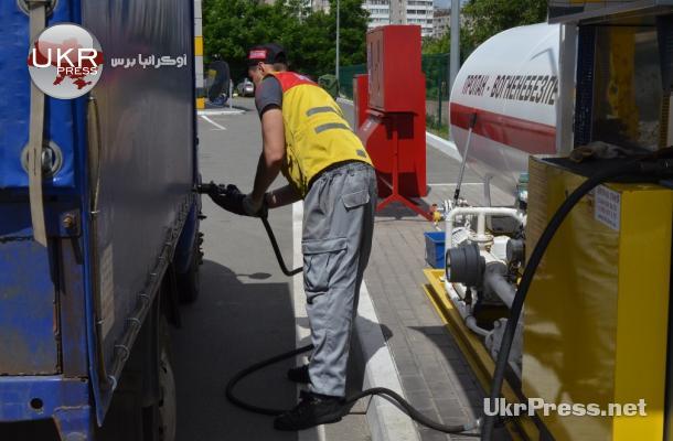 مخاوف من قفز قياسي لأسعار الغاز في أوكرانيا